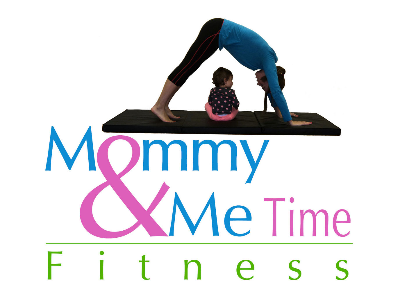Mommy and Me Fitness logo 72 dpi