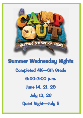 Summer Wednesday Nights 2017
