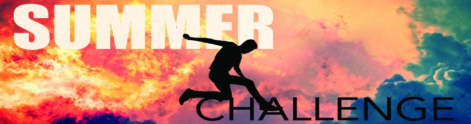 Summer Challenge Weightloss Class banner