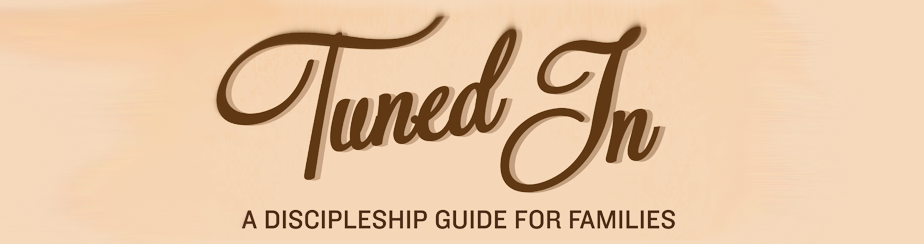 Discipleship Guide for Families banner