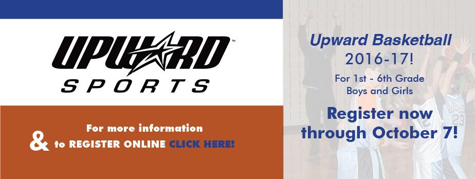 Upward Basketball rotator 2016