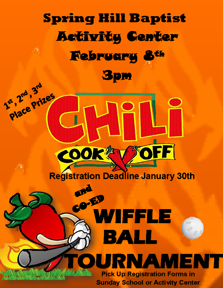 whiffle ball and chili cook off Flyer ts