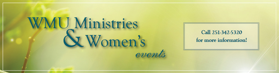 Women's Ministry banner