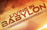 Living in Babylon banner
