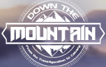 Down The Mountain - From the Transfiguration to Calvary banner