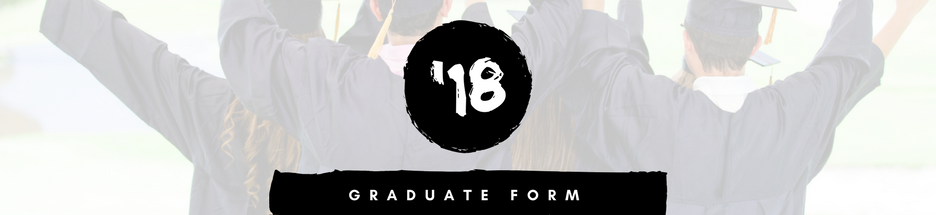 Are you graduating? Or know someone who is?  banner