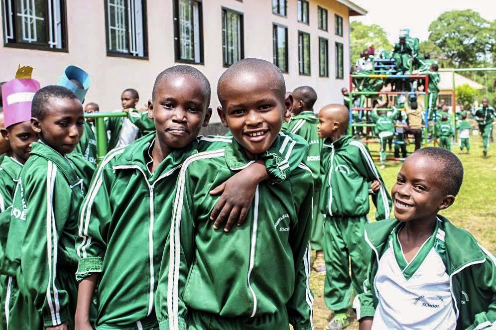 Tanzania Friends
