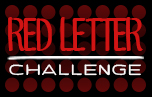 Red Letter Challenge banner