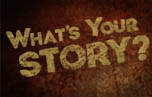 What's Your Story?  banner