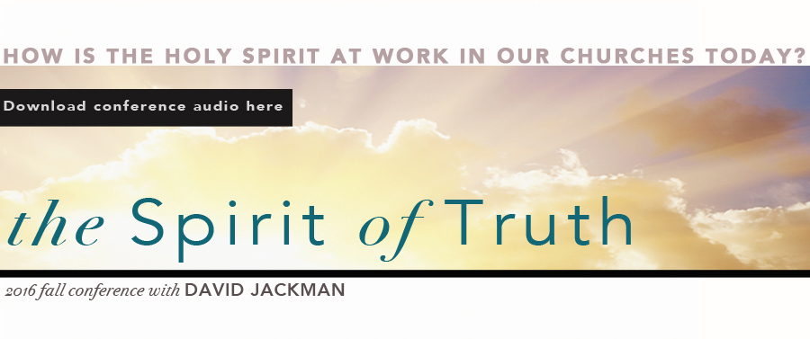 The Holy Spirit in the Scriptures banner