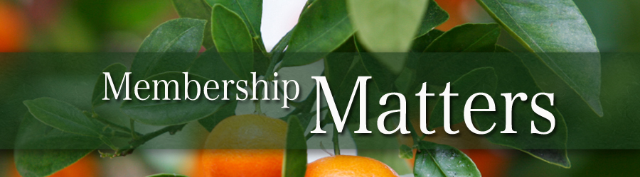 Church Membership banner