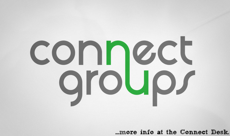 Connect Group: Dates & Times banner image