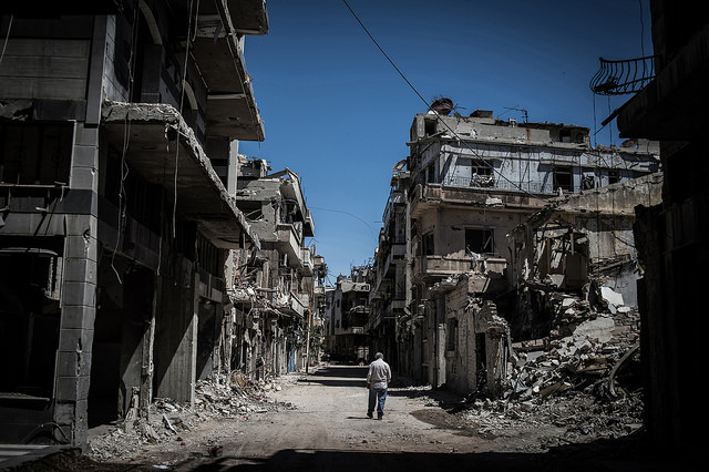 IPD Article Image - Need for humanitarian aid persists in Syria