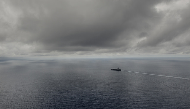 IPD Article Image - China and Philippines negotiate over South China Sea disputes