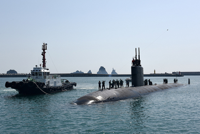 IPD Article Image - North Korea launches unknown submarine, UNSC defers action
