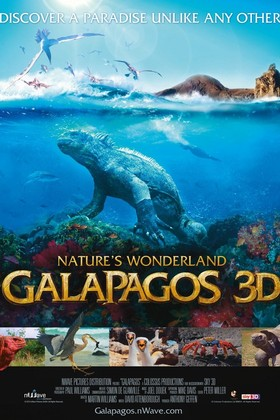 Galapagos : Nature's Wonderland