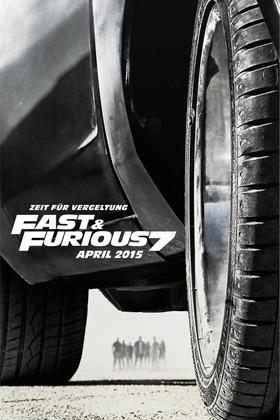 Fast & Furious 7 - Zeit für Vergeltung