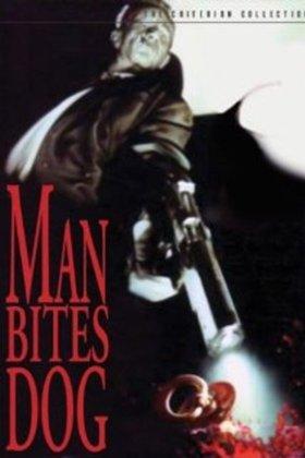 Mann beißt Hund