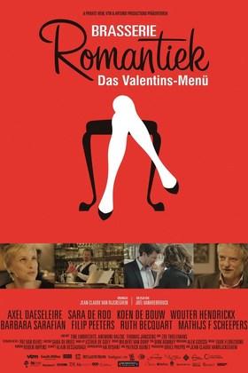 Brasserie Romantiek, Das Valentins-Menü