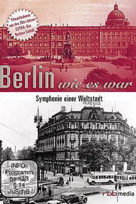 Berlin, wie es war