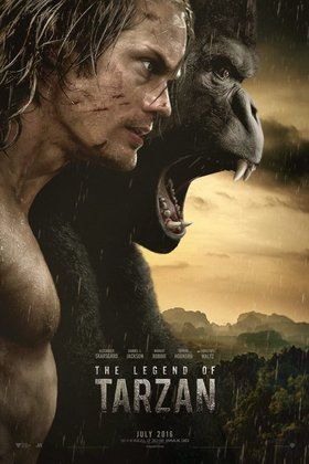 Легендата за Тарзан