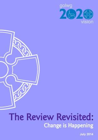 The Review Revisited on-line Cover Englsih outer