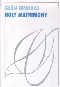 Holy Matrimony Cover (Old)