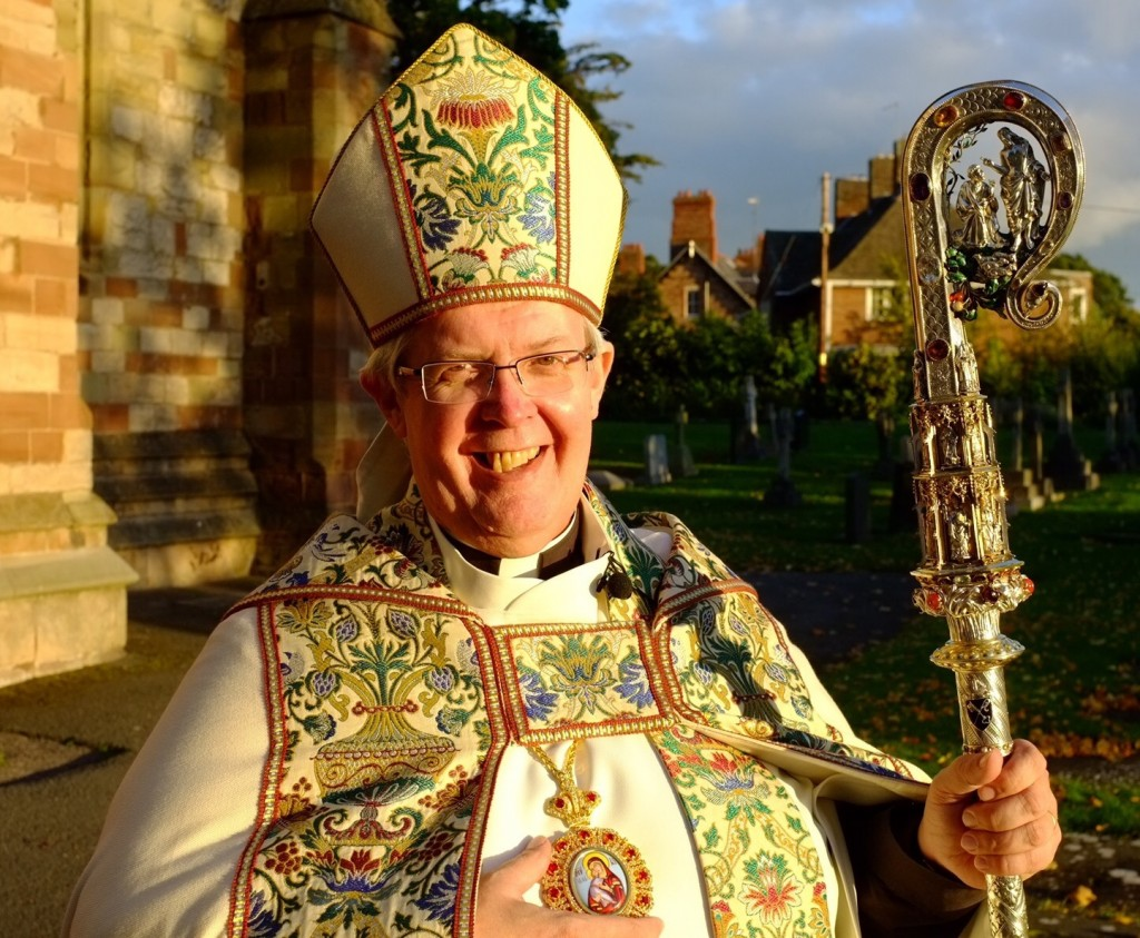 Bishop Gregory, Bishop of St Asaph