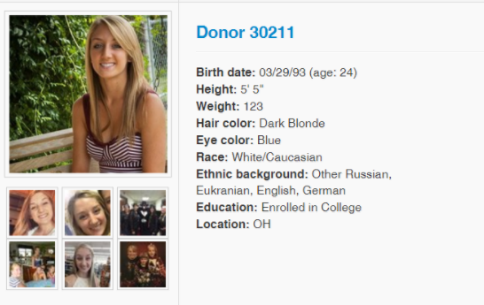 Colorado Egg Donor