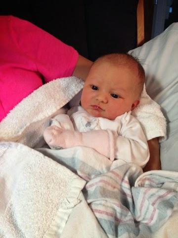 circle baby born through gestational surrogacy