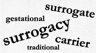 gestational carrier vs surrogate