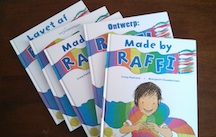 Raffi Books Languages (2)
