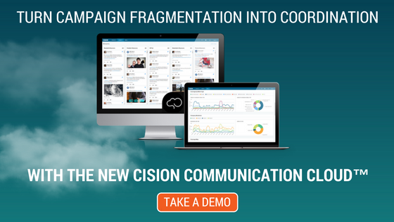 Request a Demo - Cision Communication Cloud(TM)