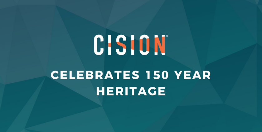 Cision Heritage Infographic