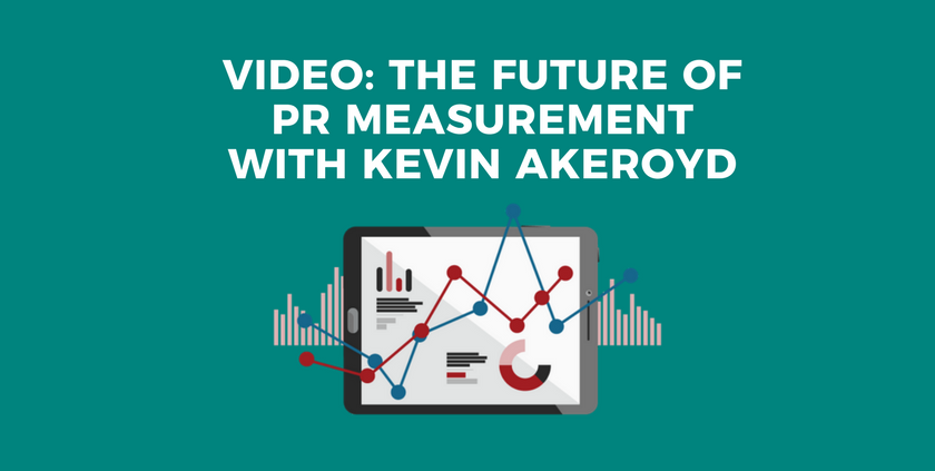 Video: The Future of PR Measurement