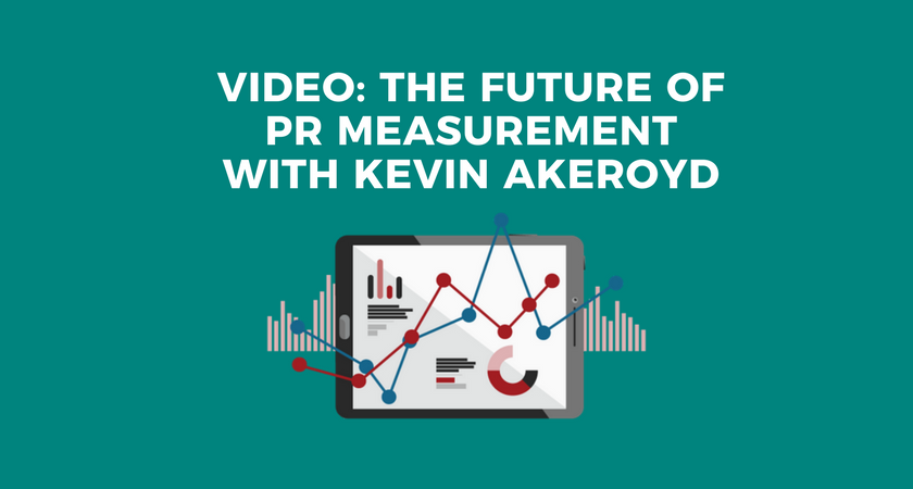 Video: The Future of PR Measurement