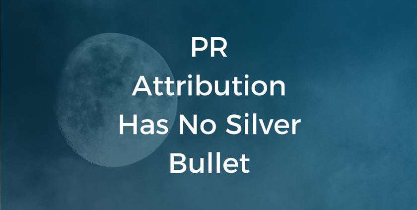PR Attribution Has No Silver Bullet