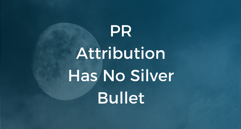 PR Attribution Has No Silver Bullet