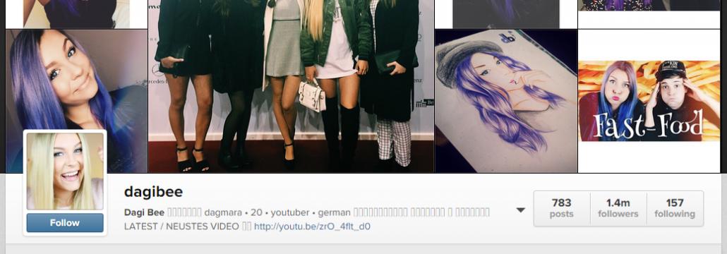 Mode - Die Top 10 deutschen Vlogs auf Instagram