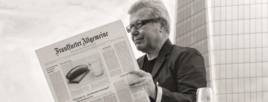 Stararchitekt Daniel Libeskind ist neuer Kluger Kopf