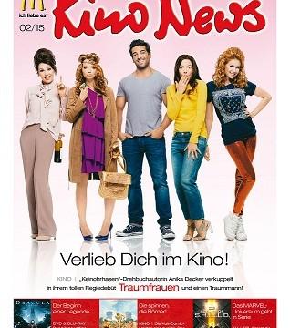 Filme - Die Top 10 Magazine in Deutschland