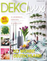 Neues Wohn-DEKO und DIY Magazin DEKOLux