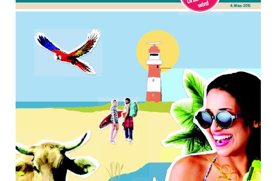 Neues Reise-Magazin zur Berliner Reisemesse ITB