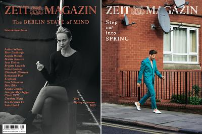 Neue Kolumne über Angela Merkel im internationalen ZEITmagazin