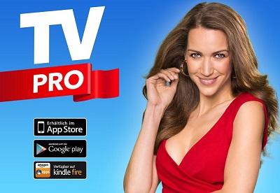 TV-Moderatorin Tanja Mairhofer-Obele verstärkt TV Pro