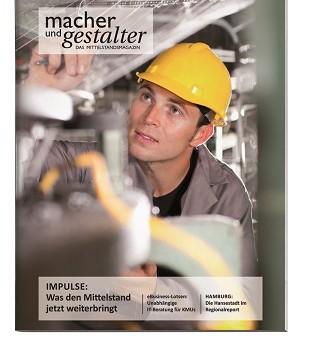 ZEIT Verlagsgruppe verkündet neues Fachmagazin macher und gestalter