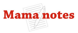 Blog Spotlight: Mama notes