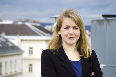 Veronika Dolna verstärkt NEWS-Politikressort