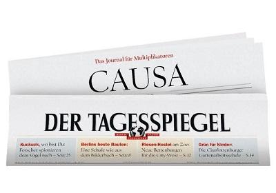 Tagesspiegel erscheint sonntags mit neuem Zeitungsteil