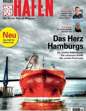 Unser Hafen - neues Sonderheft der Hamburger Morgenpost